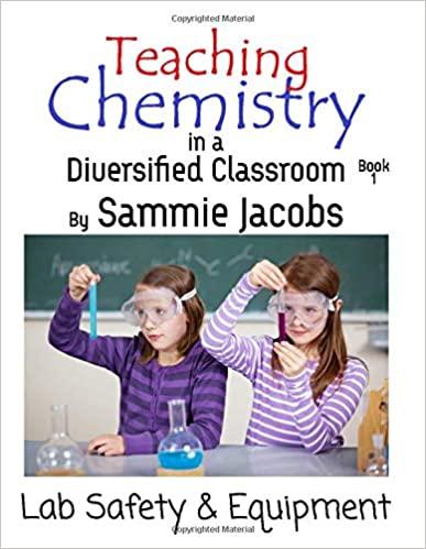 Sam teaching chemistry lab safety