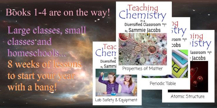 Sam teaching chemistry